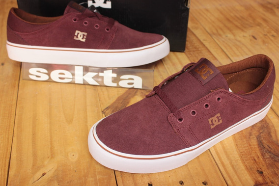 Dc Shoes - Trase 27.5mx Tenis Skate