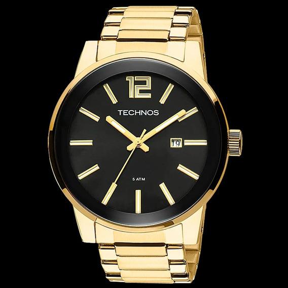 Relógio Technos Masculino Golf Classic 2115tt/4p Original