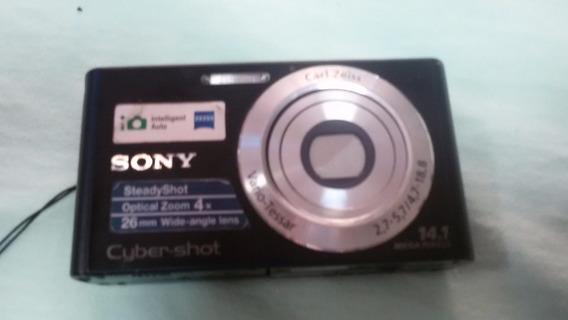 Máquina Fotográfca Sony