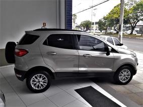 Ford Ecosport Se 1.6 Ano 2015 Placa I Completa Som