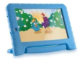 Tablet Multilaser Galinha Pintadinha Plus Quadcore 8gb 7pol