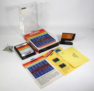 Fathom Imagic [ Atari 2600 ] Caixa Manual Postal + Case Usa