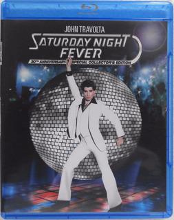 Saturday Night Fever 30th Anniversary Blu-ray Importado