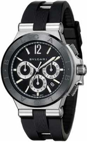 Bvlgari Diagono Cronograph Df Original