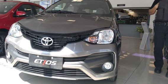 Toyota Etios 5 Ptas Xls Mt