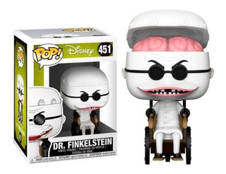 Funko Pop! Disney - Dr. Finkelstein 451 Original
