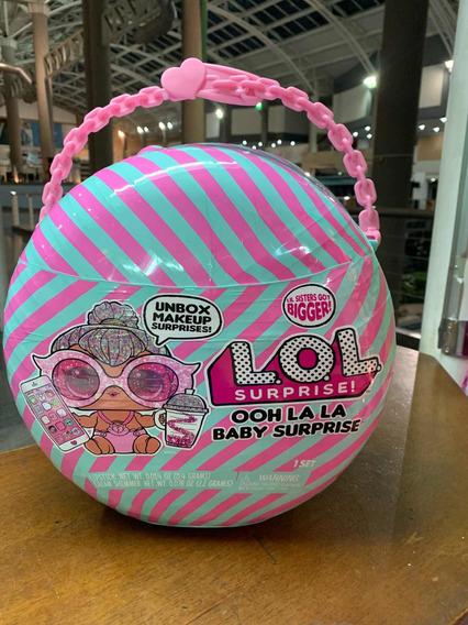 L.o.l Maleta Oh La La Baby Surprise