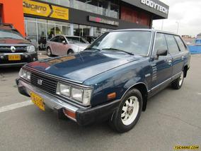 Subaru Leone 4wd Gl