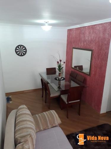 Apartamento Com Lindo Acabamento - Santo Andre - A-2315