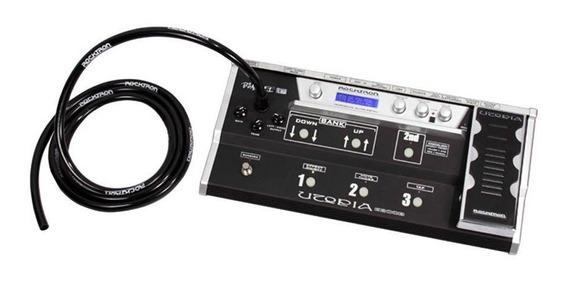 Pedaleira Talkbox Guitarra Rocktron Utopia G200b Banshee