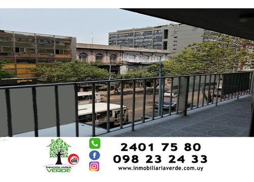 Apartamento A La Venta En El Centro C/garaje 18 Y Rio Branco