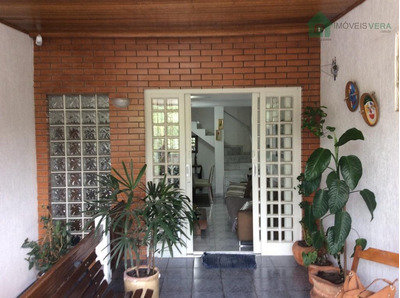 Sobrado Residencial À Venda, Jardim Catanduva, São Paulo. - So0095