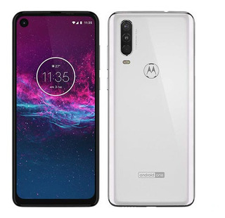 Moto One Motorola Polar 6,24 4g 128gb 12mp 5mp 16mp Xt2013-1