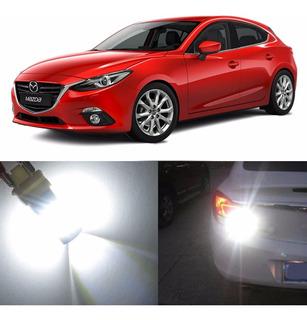 Hyper Led De Reversa Mazda 14-17 Sedan