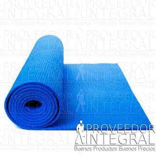 Mat Tapete Colchoneta Ejercicio Yoga Pilates 5mm Colores Sur
