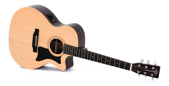 Sigma Gtce+ Guitarra Electroacustica + Funda