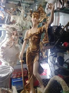 Escultura Diosa De La Justicia, Abogados, A 350 Soles