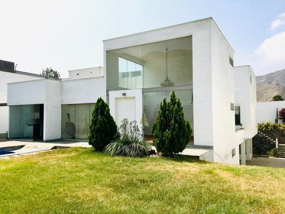 Se Vende Hermosa Casa En Sol De La Molina- Abstenerse Asesor