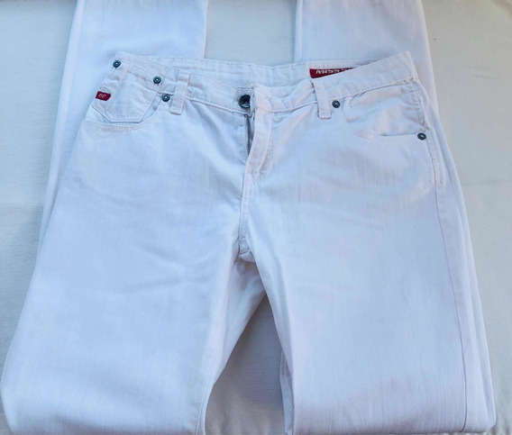 Jean Miss Sixty Talle 29 Impecable Color Crudo