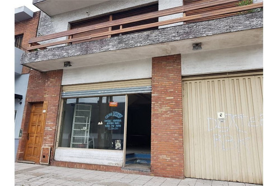 Local Y Vivienda En Venta Quilmes 4 Amb.y Deposito