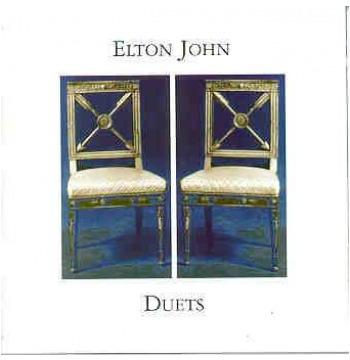 Cd Elton John - Duets 1993 (original E Lacrado)