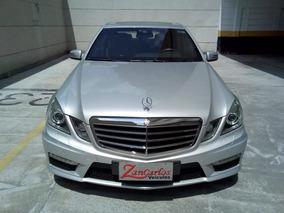 Mercedes-benz E 63 Amg 6.2 Sedan V8 32v Gasolina 4p