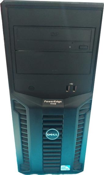 Servidor Dell Poweredge T110 Xeon X3430 4gb Hd 2tb