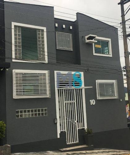 Imagem 1 de 22 de Sala Para Alugar, 12 M² Por R$ 800,00/mês - Vila Vitória - Mogi Das Cruzes/sp - Sa0052