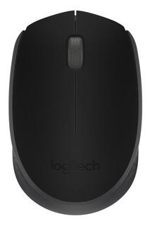 Logitech M170, Mouse Inalámbrico, Cómodo Y Portátil, Win Mac