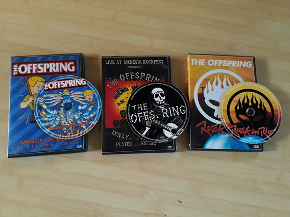 The Offspring - Dvds