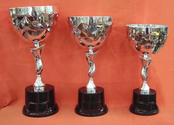 Copa Modelo Pietra - Tres Tamaños - 42 Cm - Trofeo - Campeon