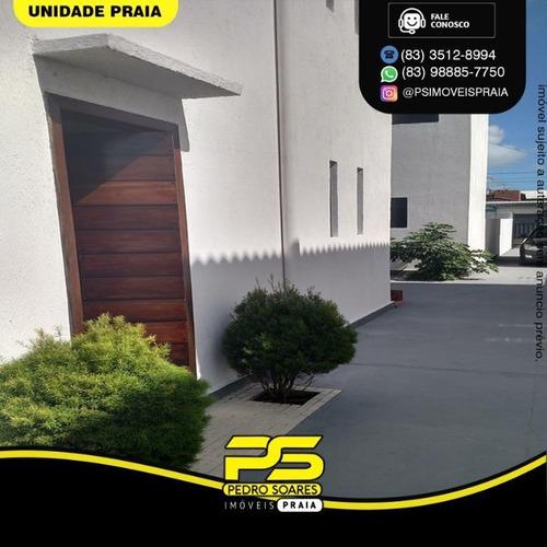 Casa Com 3 Dormitórios À Venda Por R$ 430.000 - Intermares - Cabedelo/pb - Ca0925