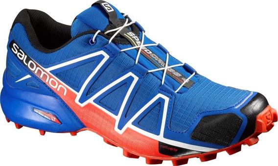 Salomon Speedcross 4 M Trail Running Varios Colores!! @