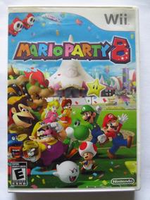 Mario Party 8 Nintendo Wii - Mídia Física Usado