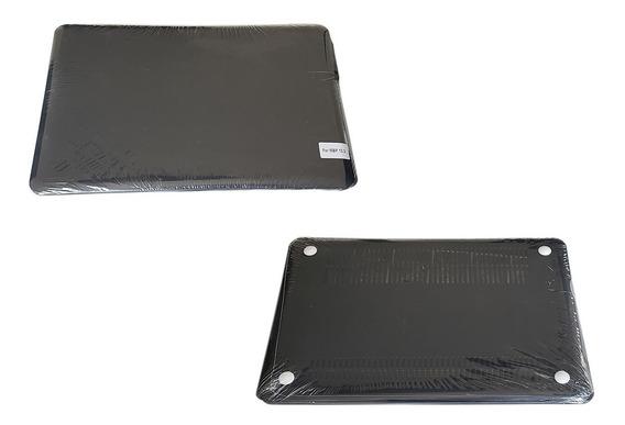 Case Capa Macbook Pro 13 A1278 Preto Fosco