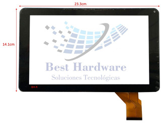 Touch Tablet Dh-0901a1-fpc01-01 Dh-0901a1-fpc02-02(50pin)