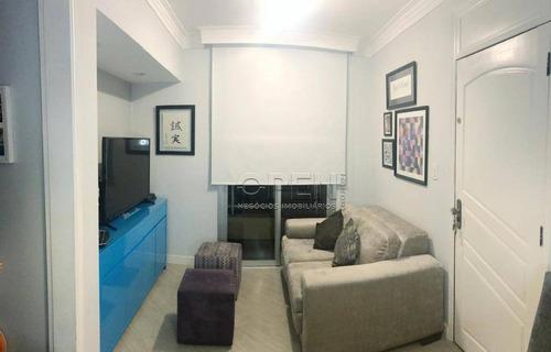 Imagem 1 de 15 de Apartamento Com 2 Dormitórios À Venda, 60 M² Por R$ 480.000 - Vila Assunção - Santo André/sp - Ap10590