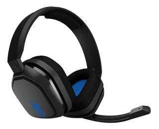 Auriculares Gaming Astro A10 Para Ps4 Grey/blue 939-001594