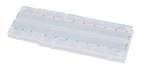 Protoboard 830 Pontos Furos Breadboard Frete Incluso