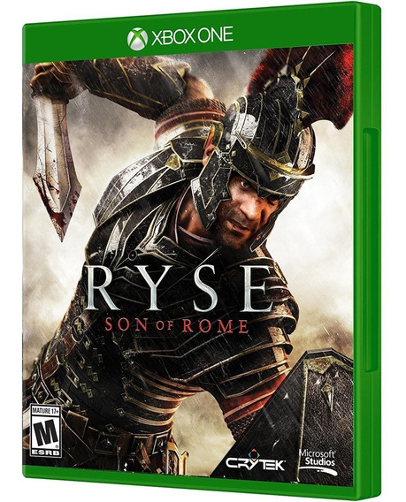 Jogo Ryse Son Of Rome - Xbox One Mídia Física
