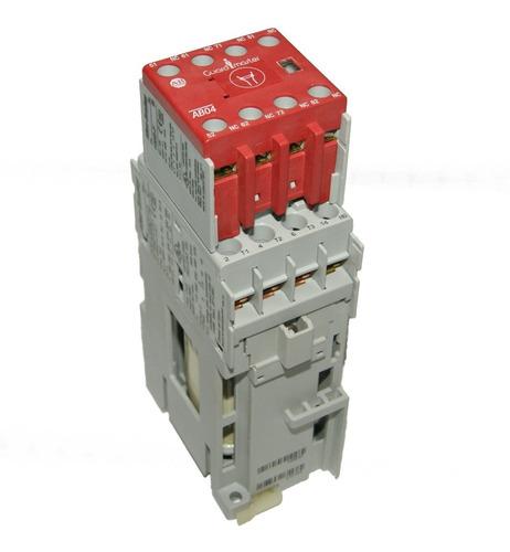 Contactor De Seguridad 100s-c23dj14bc2 600v Allen-bradley