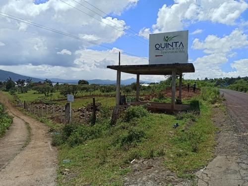 Imagen 1 de 5 de Terreno En Venta Pátzcuaro - Oponguio - Quiroga