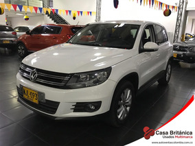 Volkswagen Tiguan Trend & Fun Automatica 4x4 Gasolina