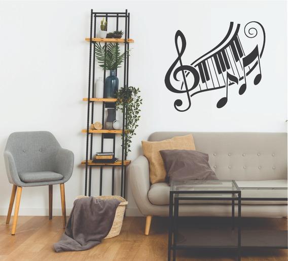 Vinilos Decorativos De Pared Musica1