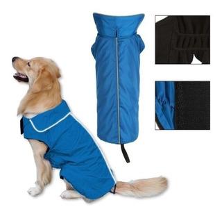 Mascota Perro Cachorro Gato Lluvia Capa Ropa Impermeable