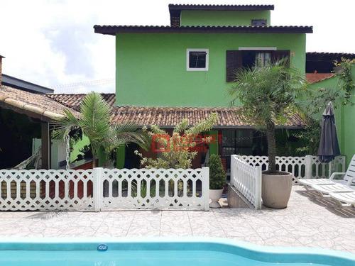 Sobrado Com 3 Dormitórios À Venda, 272 M² Por R$ 700.000,00 - Cidade Jardim Cumbica - Guarulhos/sp - So0019