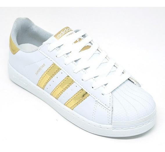 Tênis Unissex adidas - Superstar - Casual