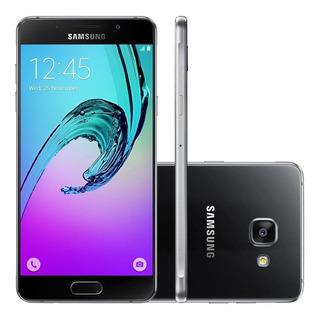 Smartphone Samsung Galaxy A7 2016 Duos A710 Preto