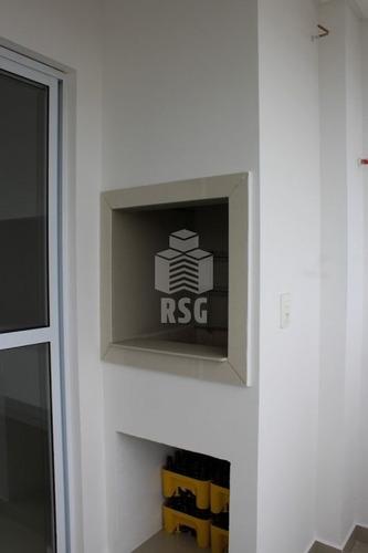Imagem 1 de 16 de Apartamento 2 Quartos, Sendo Um Suíte. Novo  Com Área De Lazer Completa!!.  - 174