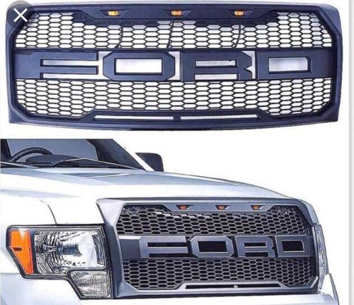 Mascarilla Frontal Ford F150 Tipo Raptor 2009-2014